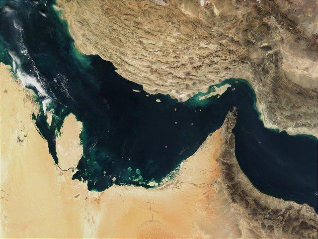 دریای پارس